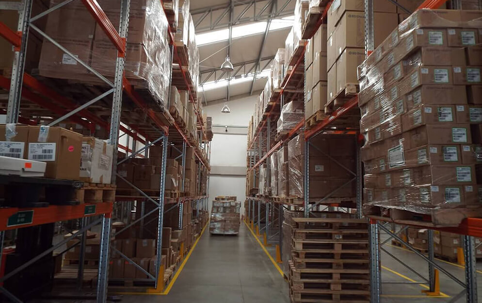 Warehouse moving companies